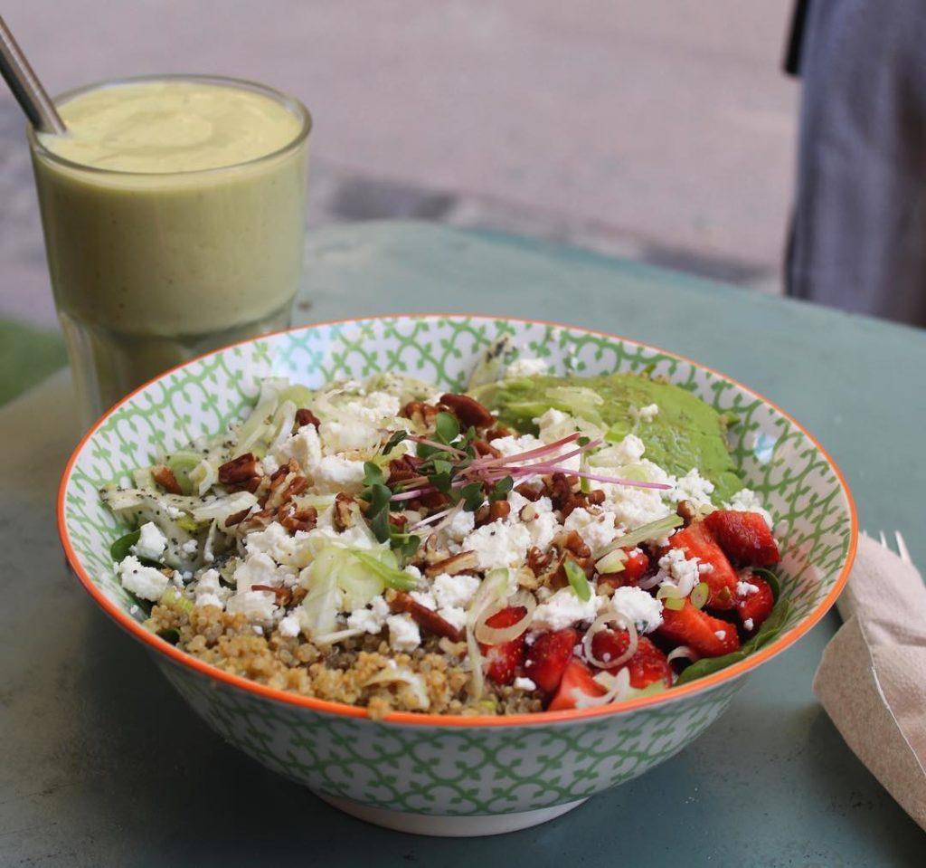 spring bowl vegan